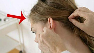 Появилась шишка за ухом: причины и лечение. Факторы риска.